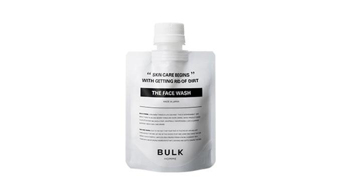バルクオムの洗顔の基本情報