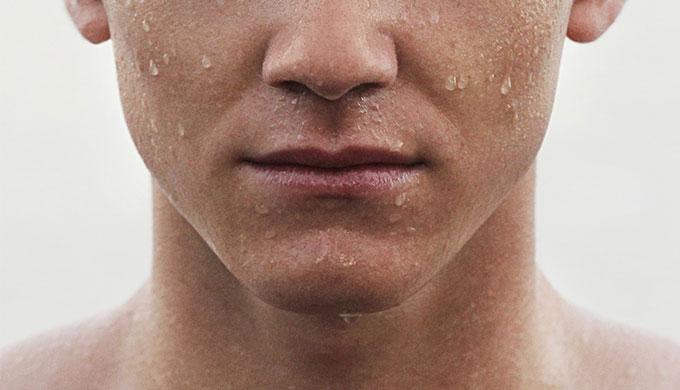 肌の油分や水分が奪われすぎない